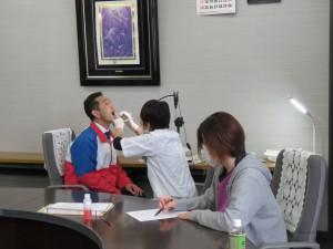 1.11.21 歯科検診